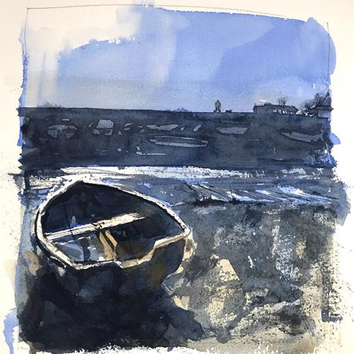 emsworth and harbour scenes