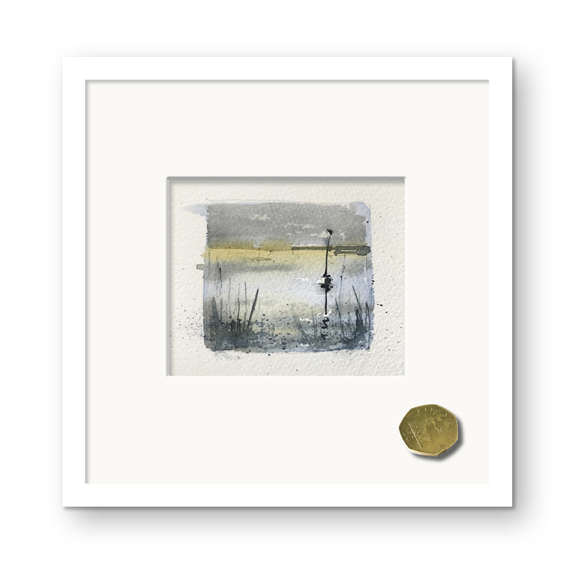 Framed miniature