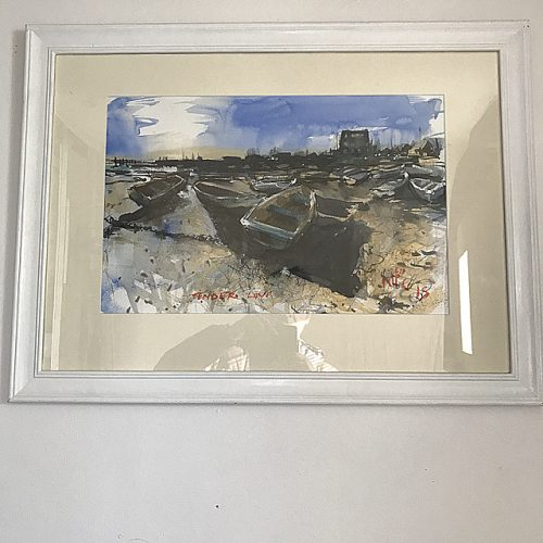 original watercolour by nic-cowper